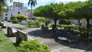 El parque de Guadalupe