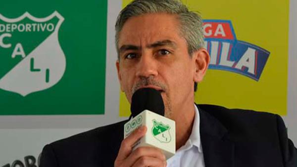 Marco Caicedo Deportivo Cali