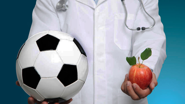 dieta de los futbolistas