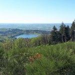 Du lac de Saint Ferréol à Peyrebazal