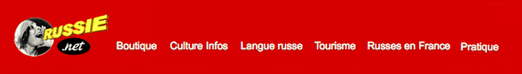 Russie.net sur Occitanie Secrète