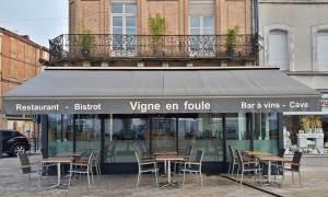 Restaurant Vigne en Foule - Gaillac