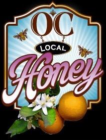 Orange County local honey
