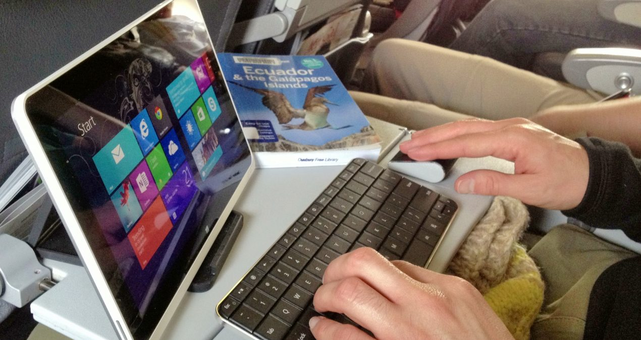 67% of airline passenger willing to pay for wifi