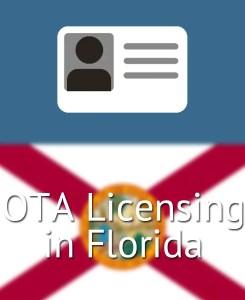 OTA Licensing in Florida