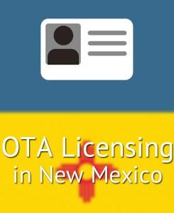 OTA Licensing in New Mexico