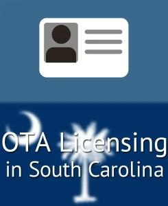 OTA Licensing in South Carolina