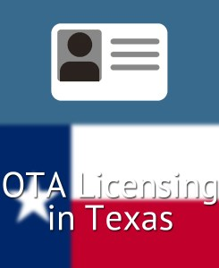 OTA Licensing in Texas