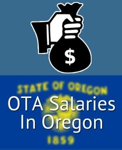 OTA Salaries in Oregon's Major Cities