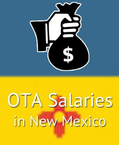 OTA Salaries in New Mexico's Major Cities