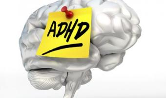 what happenes to brain when affected by ADHD