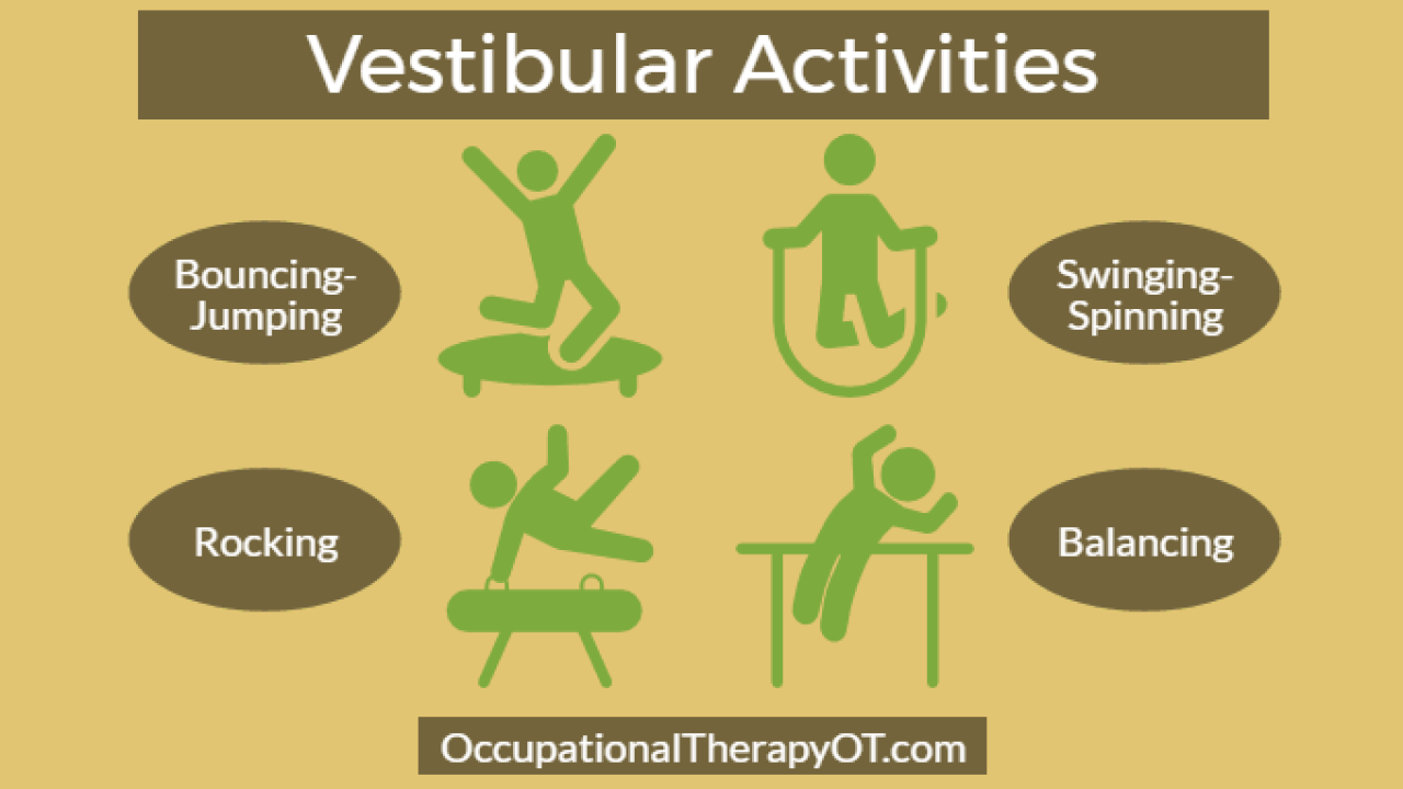 Pleasant Sensory Integration Vestibular Activities Squirreltailoven Fun Painted Chair Ideas Images Squirreltailovenorg