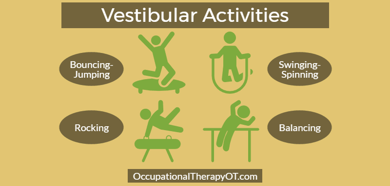 vestibular activities