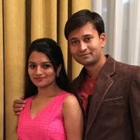 Deepam and payal