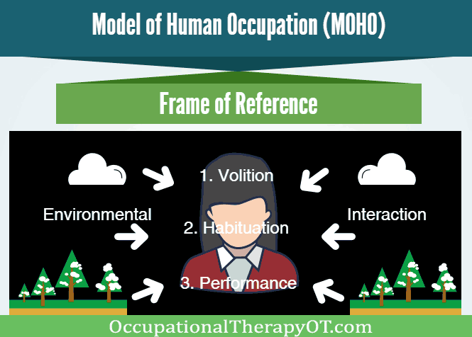 Model of Human Occupation (MOHO)