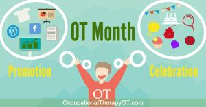 OT month celebration and promotion