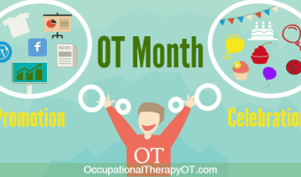 OT month celebration and promotion