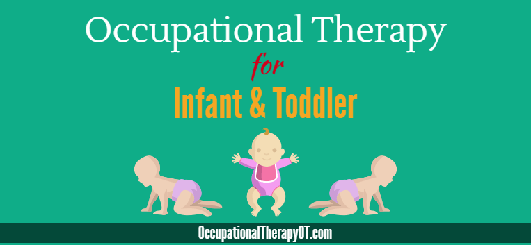 occupational therapy for infant and toddler