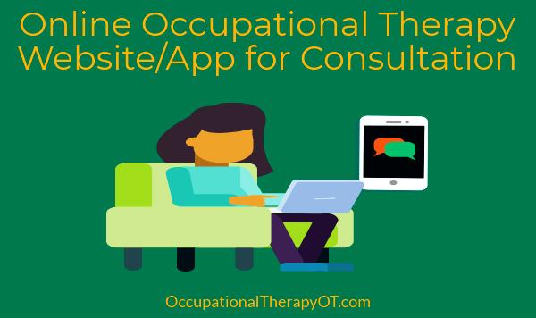 Online app for OT