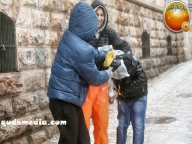 Snow in Palestine - Snow in Jerusalem Photo via QudsMedia - 39