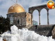 Snow in Palestine - Snow in Jerusalem Photo via QudsMedia - 62