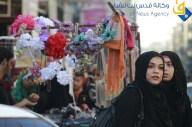 Markets filled in Gaza - Oct 14 2013 Photo by QudsNet