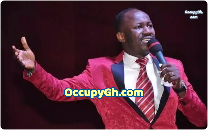 Apostle Suleman Bought 3 Private Jet COVID-19
