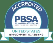 PBSA Accredited