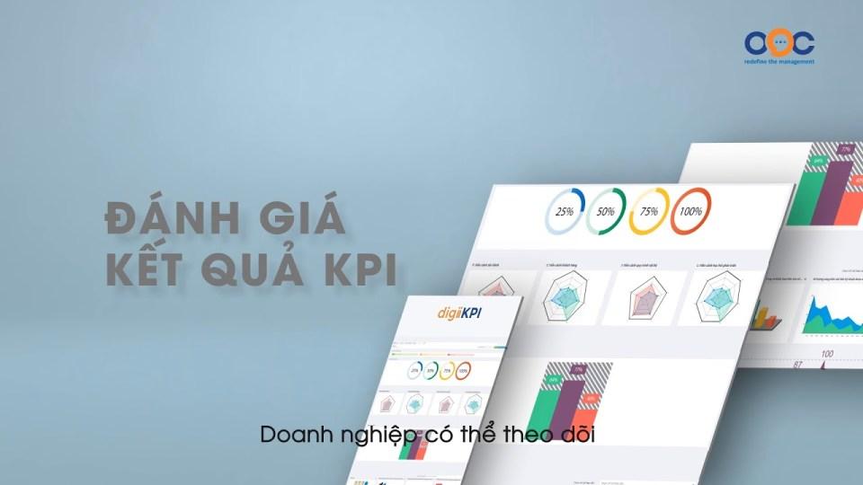 Phần mềm quản lý KPI của OOC