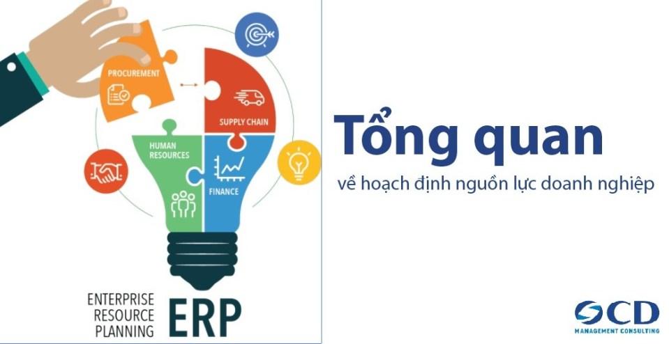 Tổng quan về hoạch định nguồn lực doanh nghiệp (ERP)