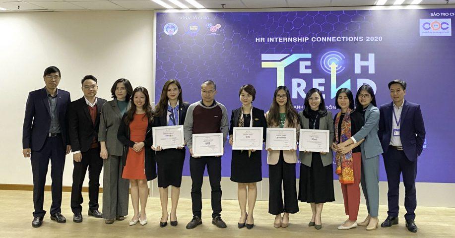 Chương trình Định hướng thực tập HR Internship Connections 2020: TECHTREND