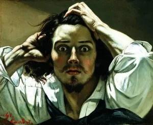 Gustave Courbet - Self-Portrait