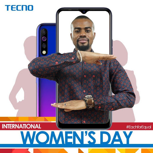Charles, Digital Marketing Executive (TecnoMobile)