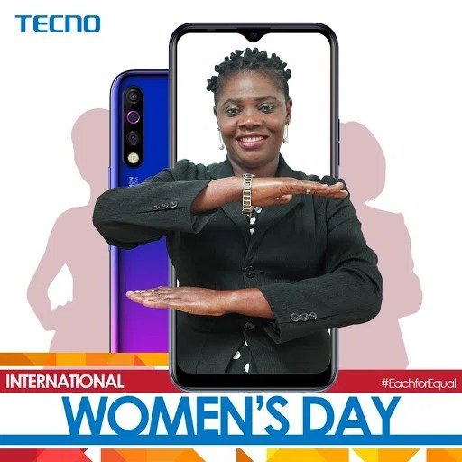 Madam Eno, Data Expert  (TecnoMobile)