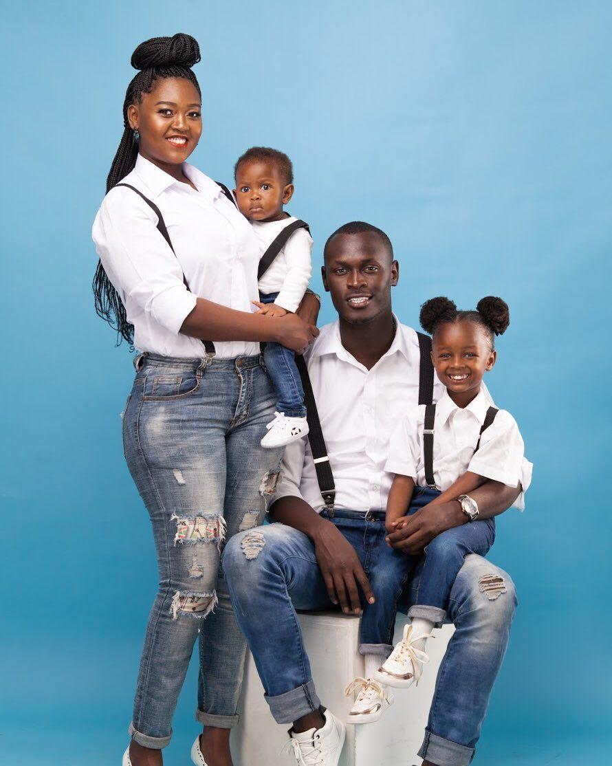 King Kaka. Kenyan celebrities whose kids have unique names
