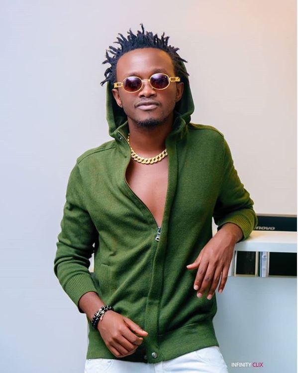 Bahati. 9 Kenyan celebrities followed by Diamond Platnumz on Instagram