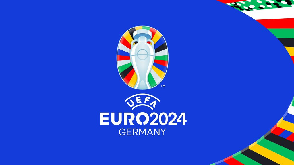 Ilyen lesz a 2024-es foci-Eb logója - Blikk