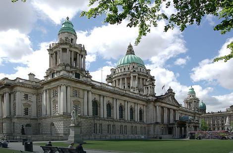 Belfast, Irska