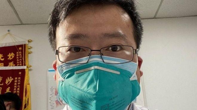 Li Venlijang bio je oftalmolog