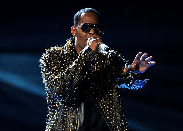 Why it could be hard to mute R. Kelly