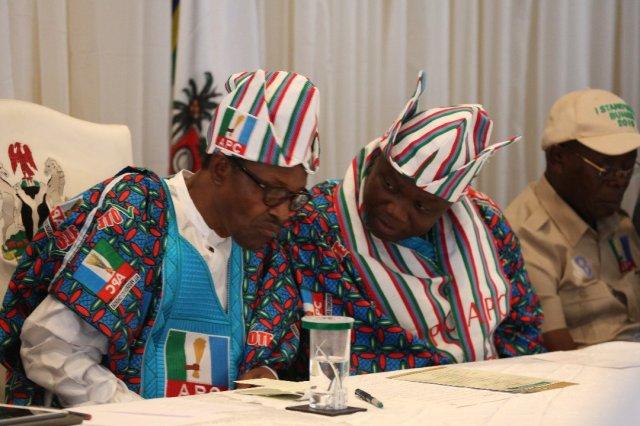 Ambode Buhari