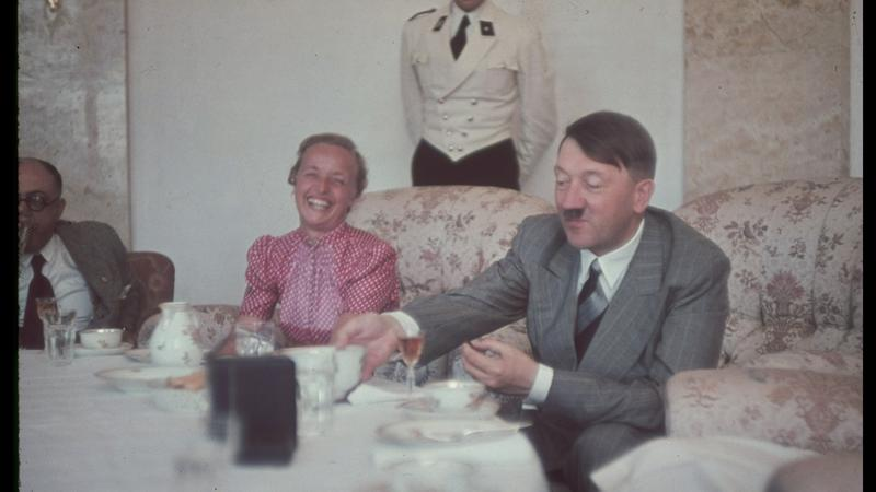 Adolf Hitler wśród kobiet