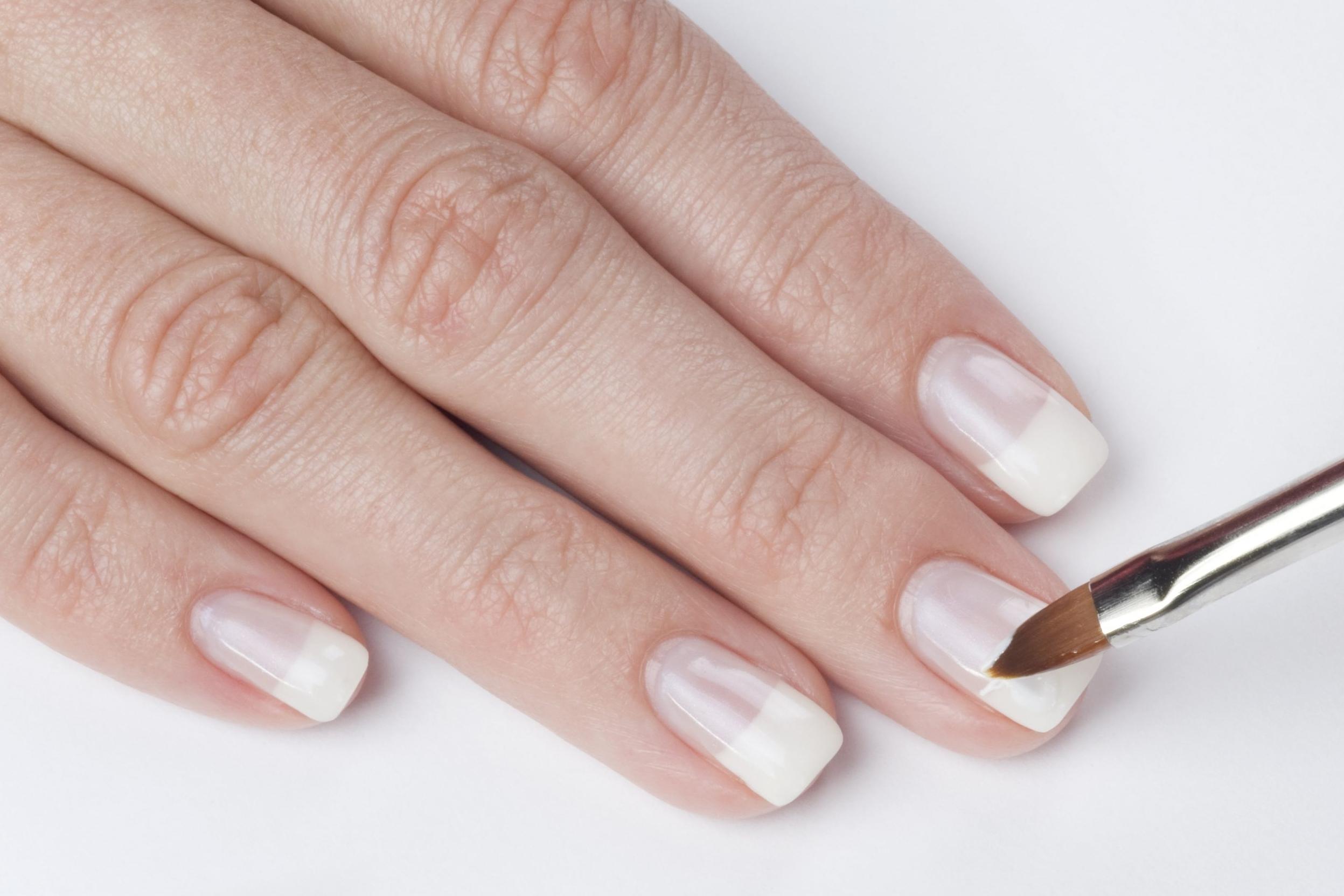 Modny Manicure Na Wiosne