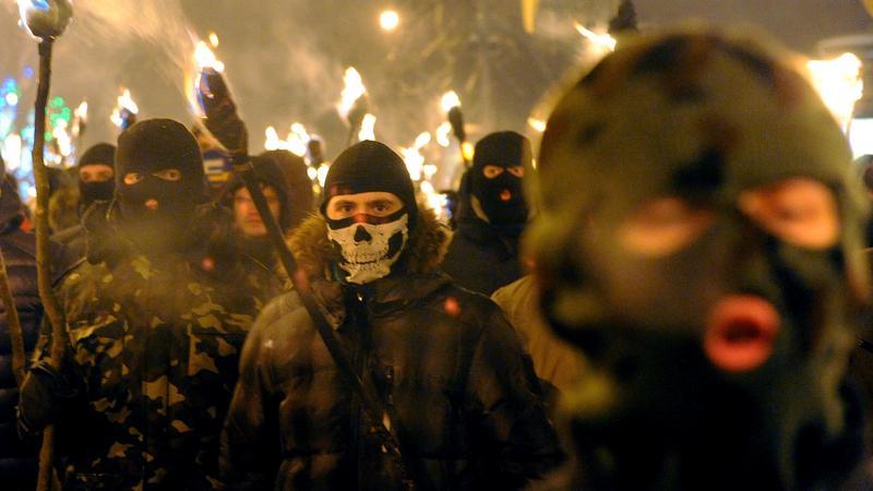 Na Ukrainie od listopada trwają protesty.