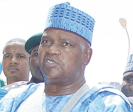 Danjuma Goje - former Governor of Gombe state, has been told to kill his senate presidential bid (The Nation)