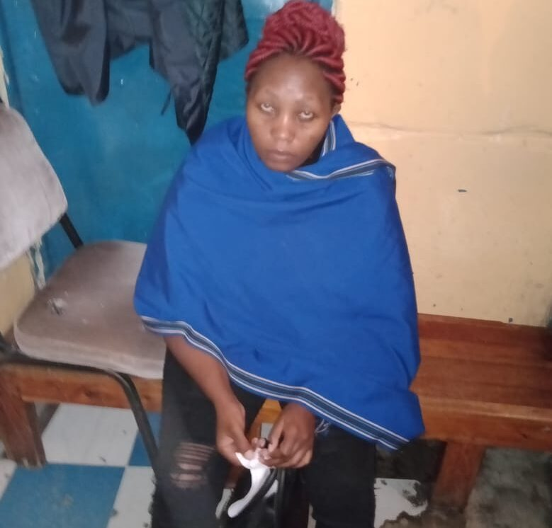 Beatrice Mwende Kimothoi. Mother accused of killing her 4 children