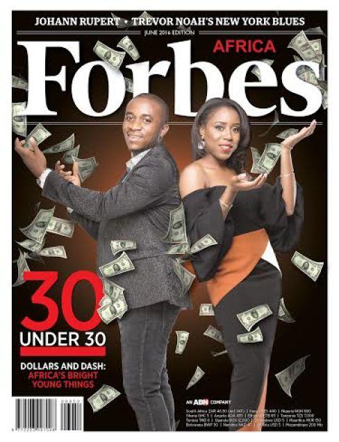 Obinwanne Okeke 28-year old entrepreneur covers Forbes Africa ...