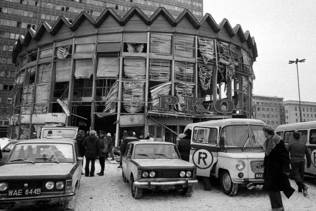 Katowice pożar zawaliła się kamienica Zobacz inne katastrofy budowlane