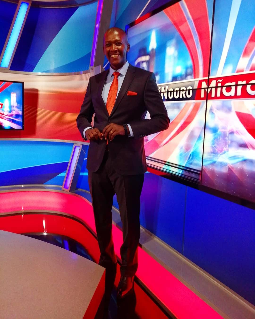 Fired Inooro TV presenter Fredrick Muitiriri lands new Job at Switch TV