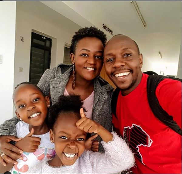 DJ Krowbar makes damning confession as he celebrates wife's birthday